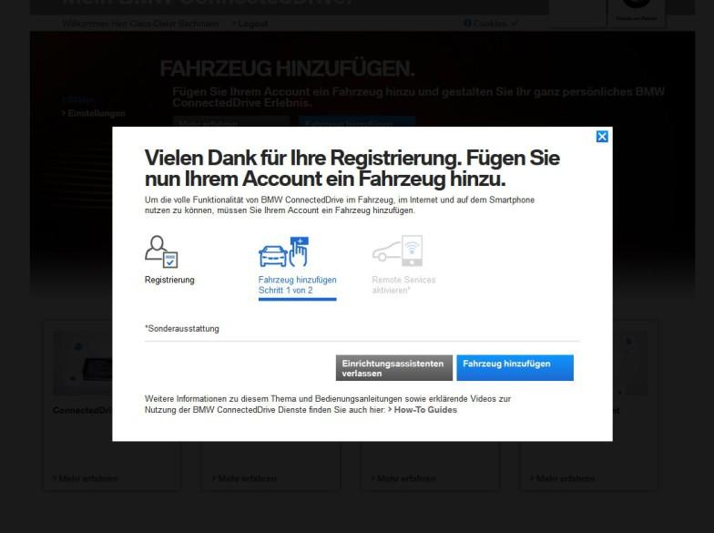 bmw i remote app – kurzanleitung - bmw i8 club e.v.