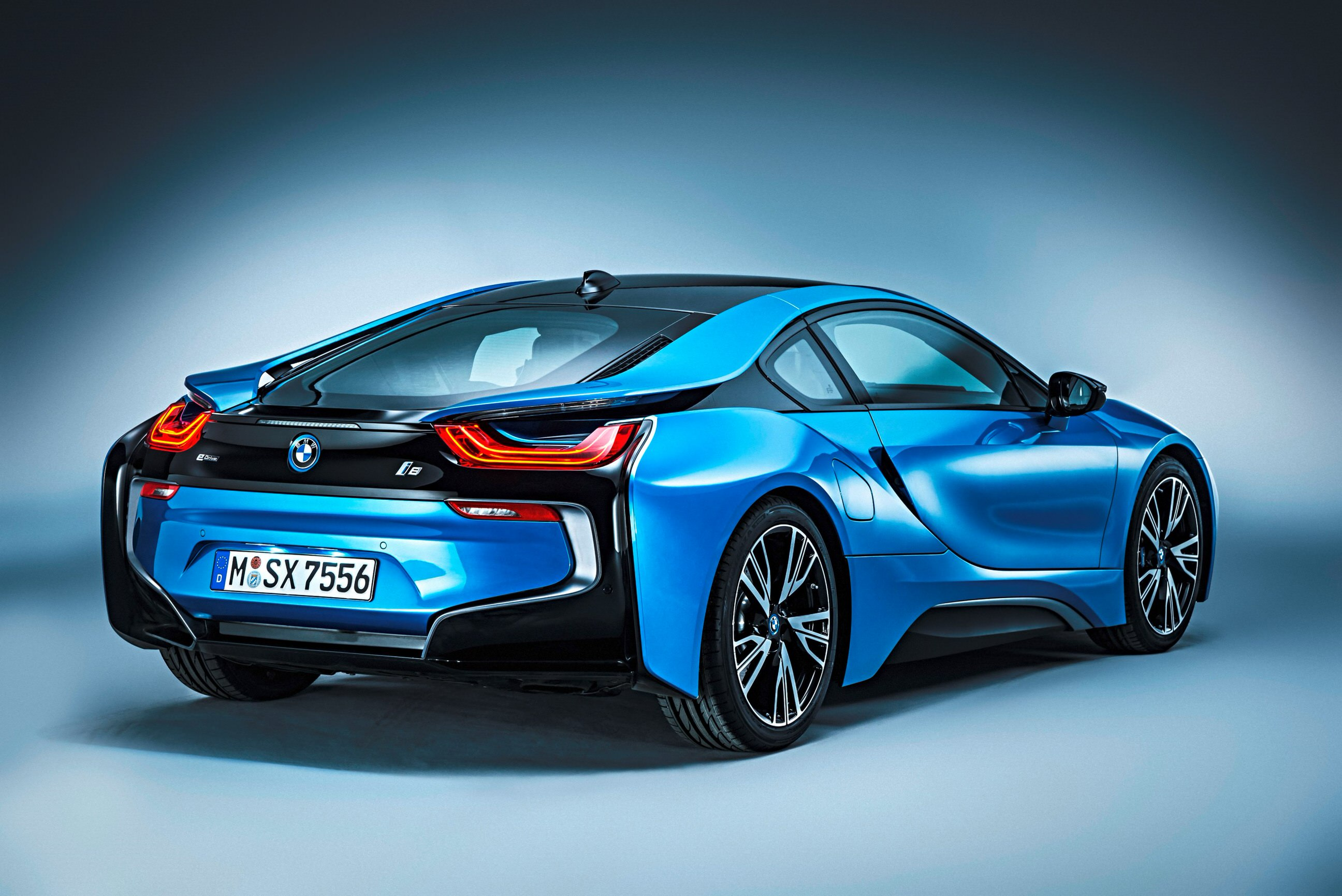 bmw i8 sportwagen hybrid elektro konzept details 6 bmw. Black Bedroom Furniture Sets. Home Design Ideas