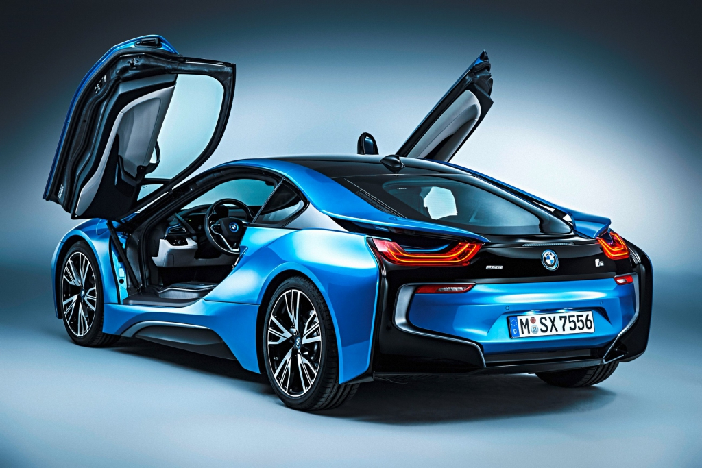 bmw i8 sportwagen hybrid elektro konzept details 7 bmw. Black Bedroom Furniture Sets. Home Design Ideas