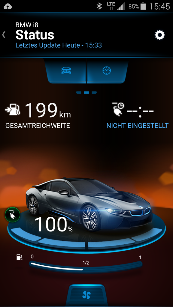 Bmw I8 Remote App Bmw I8 Club Ev