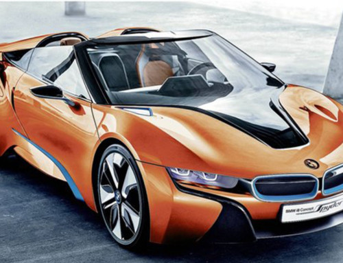 News about the BMW i8 Spyder