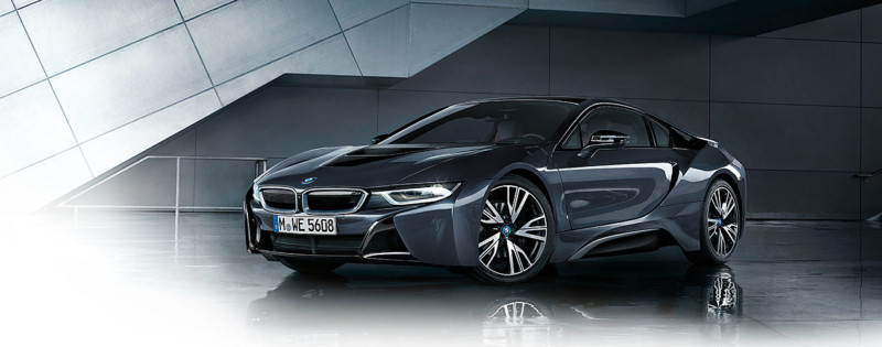 All In Black Bmw I8 Club E V