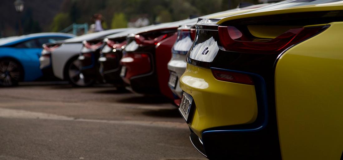 BMW i8 Club