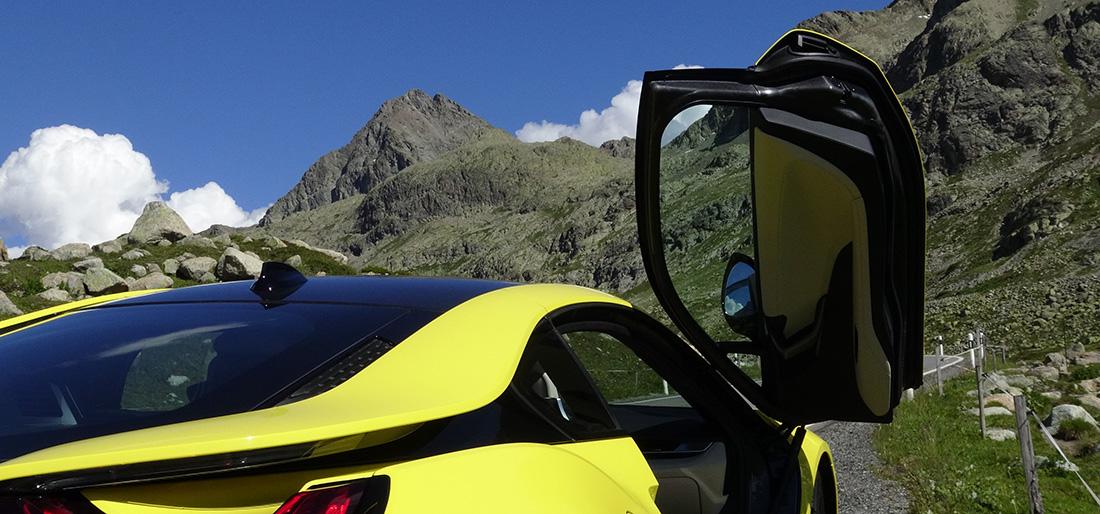 Ausfahrt Schweiz 2017 - Drive Switzerland 2017