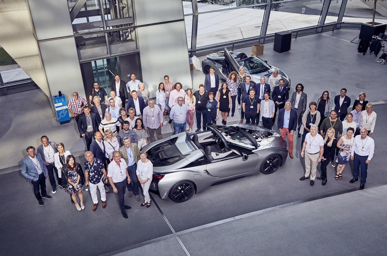 Wir bedanken uns beim Team vom BMW für dieses einmalige Event.